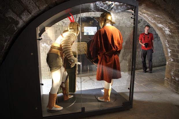 Auf den Spuren der Römer lässt es sich in Xanten wandeln