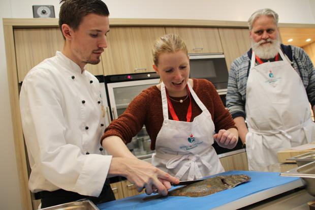 Das Seefisch Kochstudio Bremerhaven bietet ein ganz besonderes Erlebnis
