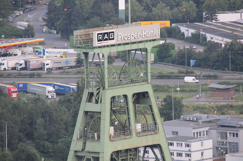 Das letzte aktive Bergwerk im Ruhrgebiet