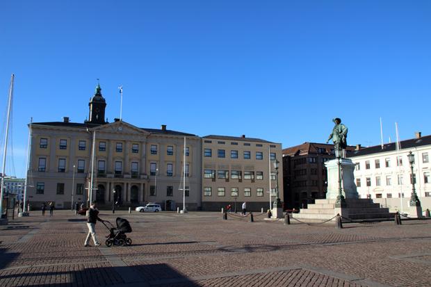 Göteborg versprüht einen hanseatischen Charme