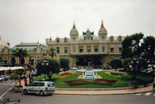 Das Casino in Monte Carlo