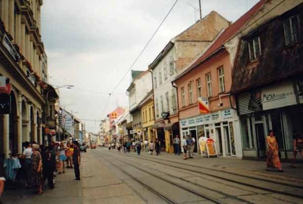 An meinen Besuch in Bratislava erinnere ich mich gerne zurück