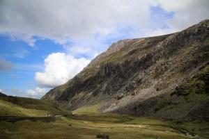 An diesen Ansichten im Snowdonia Nationalpark in Wales kann ich mich kaum satt sehen