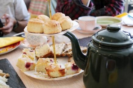In Wales gibt es zahlreiche Köstlichkeiten zur Tea Time