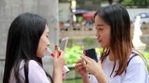 Fotoparade China Lippenstift