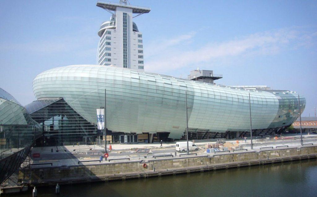 Museos en Bremen - Klimahaus - Bremenhaven