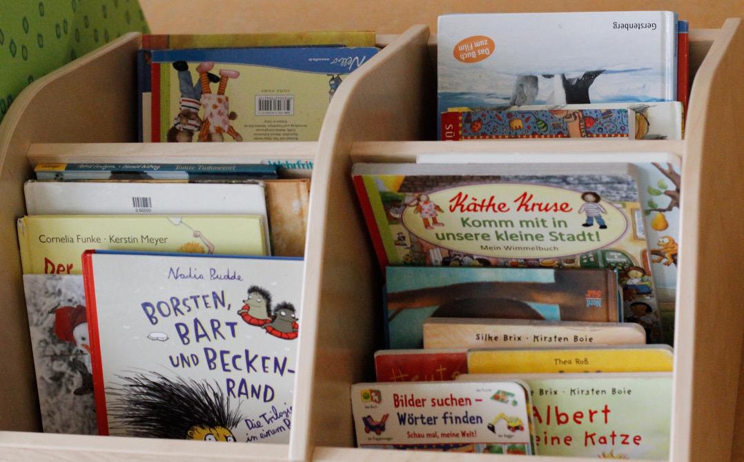 SOS Kinder und Familienzentrum Huckelriede BremerLeseLust