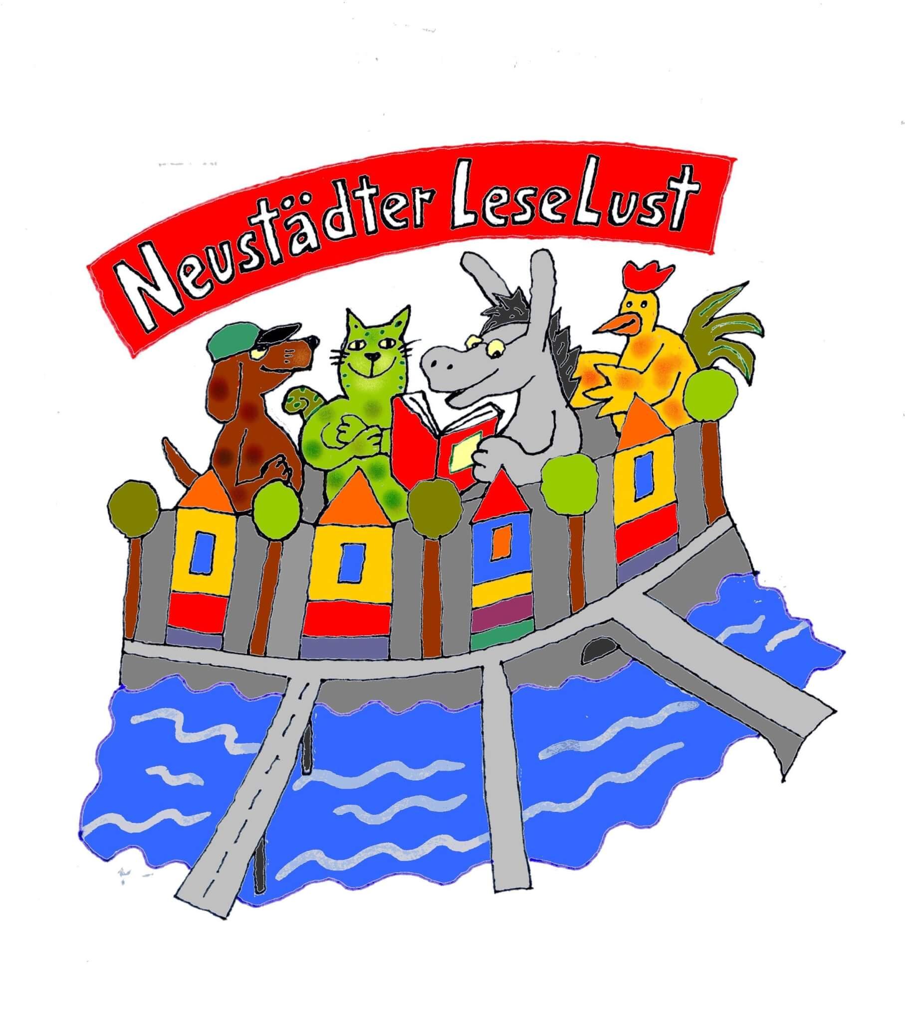 NeustädterLeselust Logo