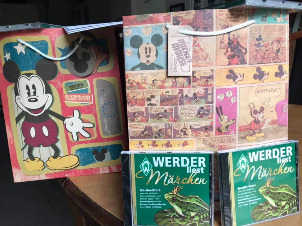 Werder liest Märchen