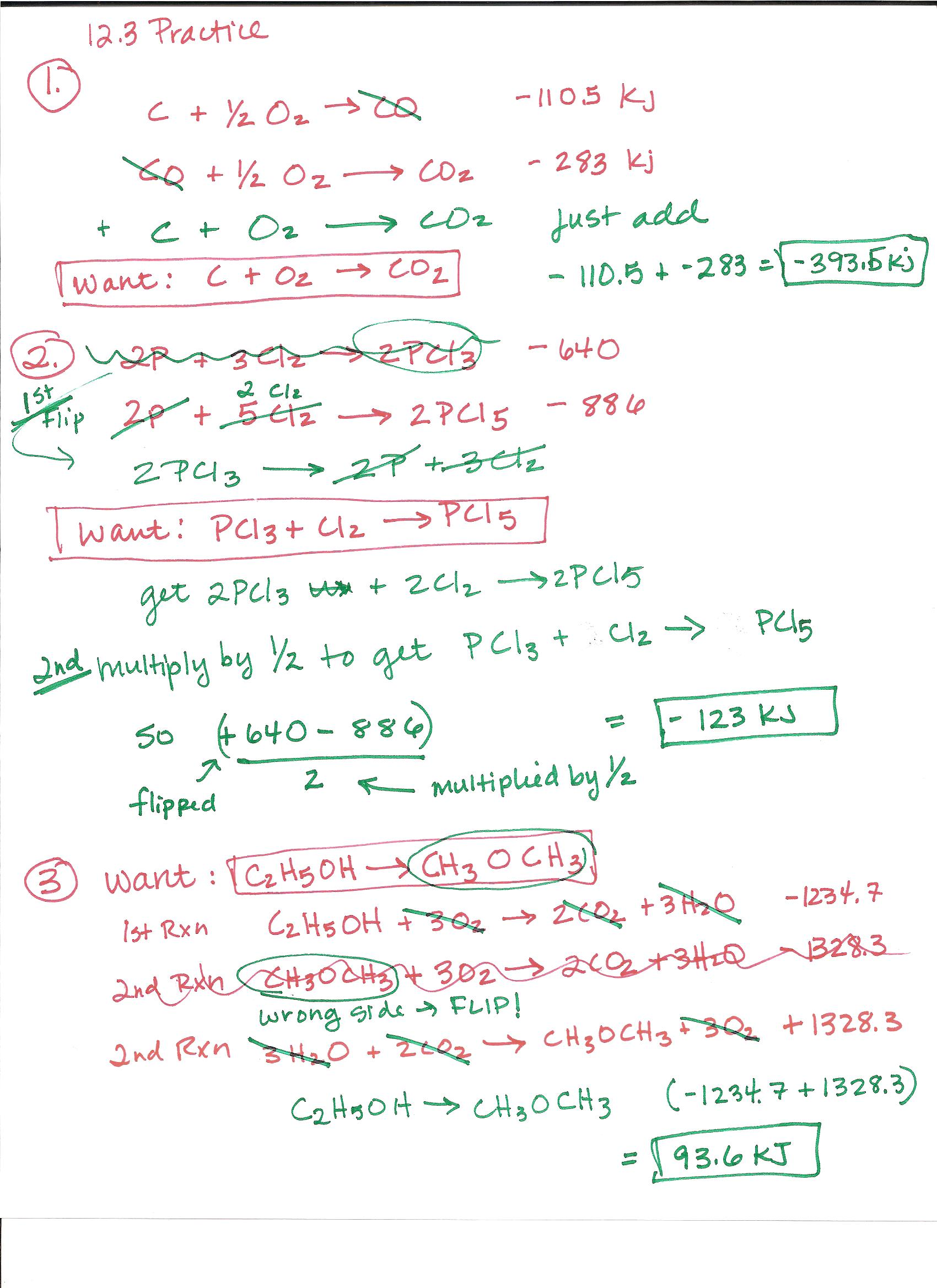 Chemfiesta Balancing Equations Practice Worksheet