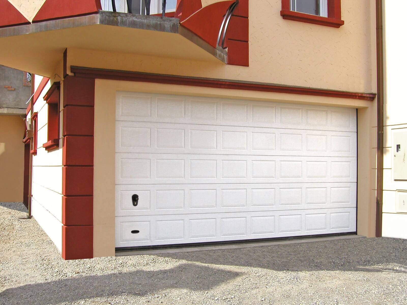 Portone sezionale da garage ANS RL42