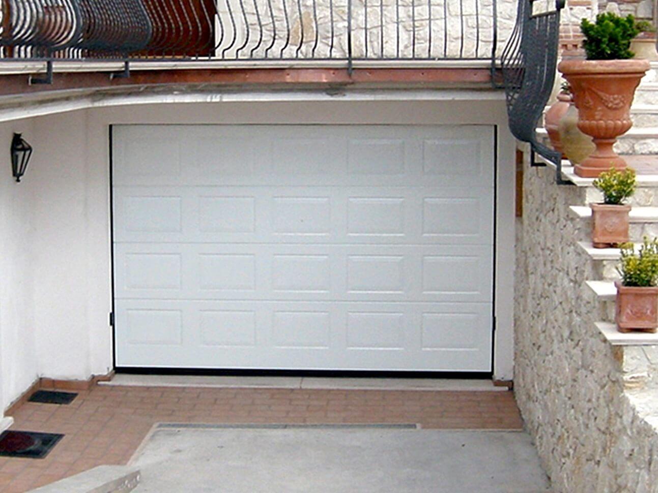 Porta sezionale da garage ANS RL42