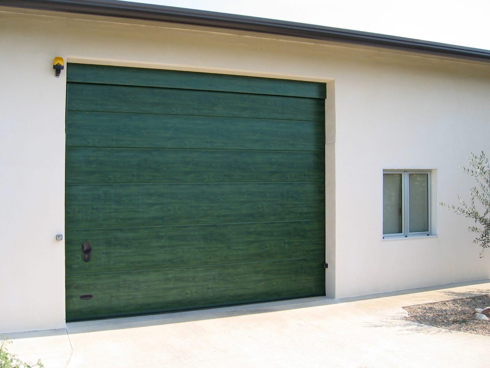 Porta garage CPS RL42