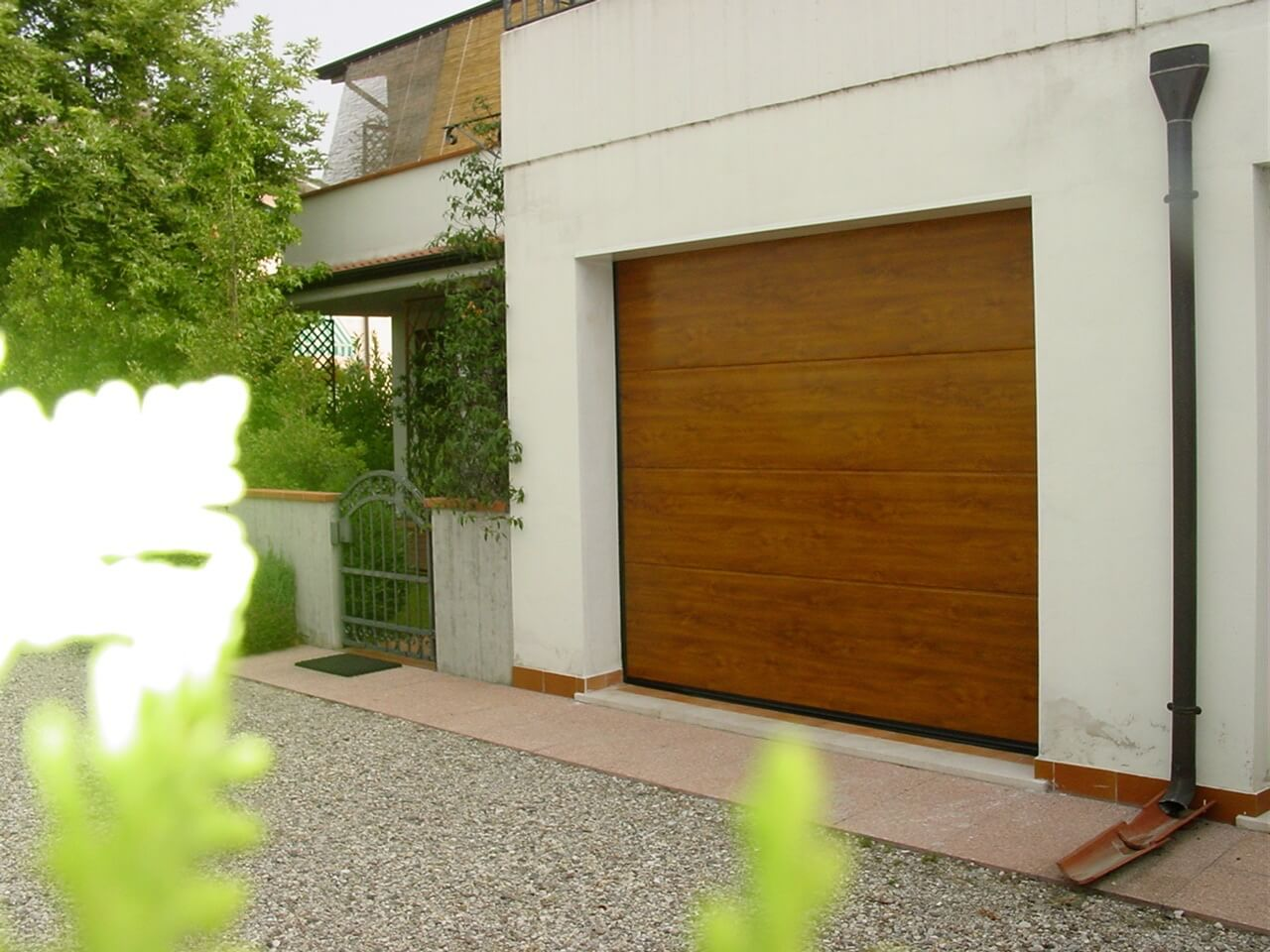 Porta da garage CPS RL42