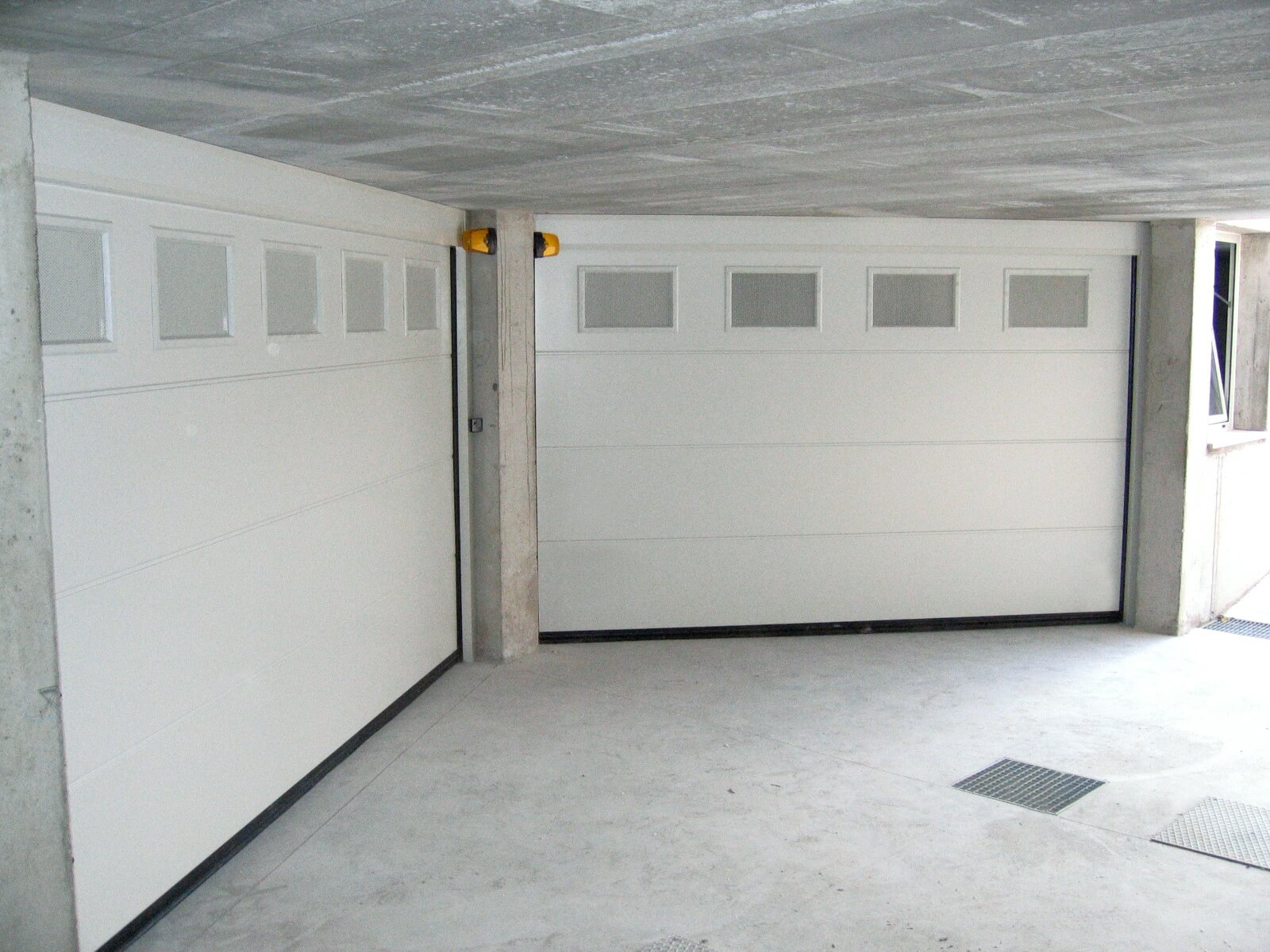 Portone da garage PRS RL42