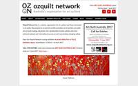 Ozquilt Network website