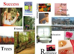 Dare to Dream By Creating a Vision Board