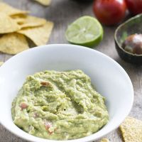 Guacamole - basisrecept