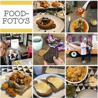 Foodfoto's #35 | Hoogbezoek, koken van eigen blog en snaaien met zieke baby