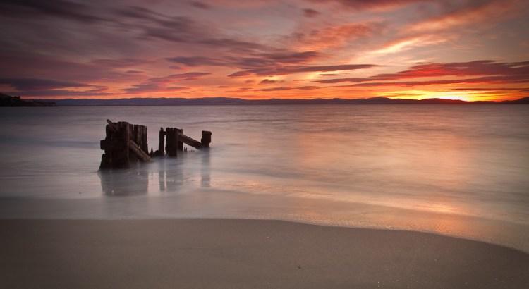 Lauderdale Beach Tasmania
