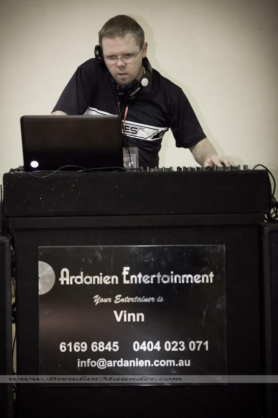 DJ Music event and portrait photographer.