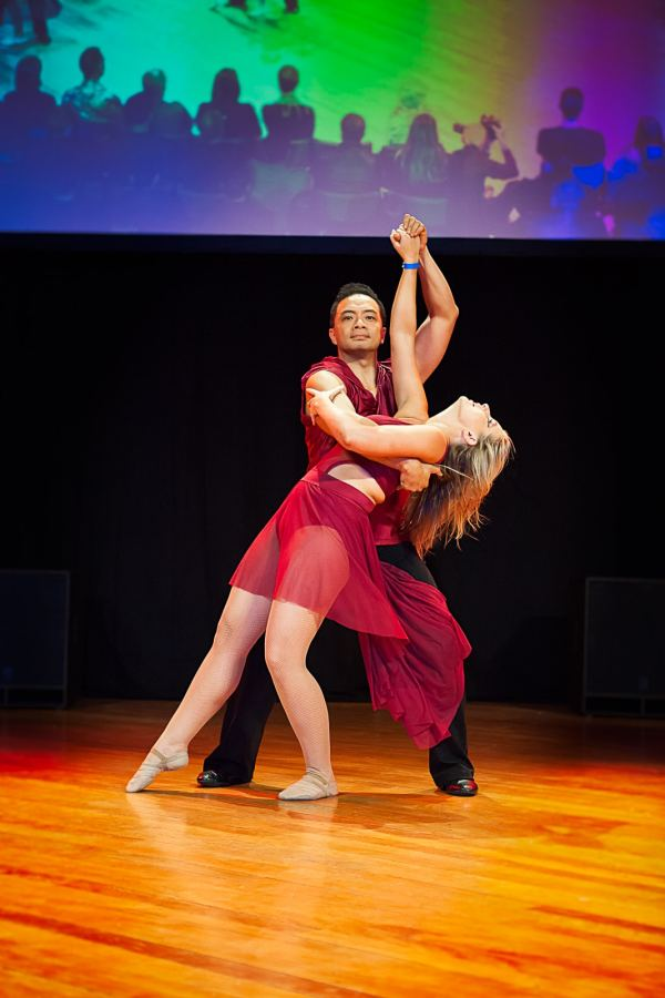 Learn How to dance in Auckland and learn from the pros, Saione Greer