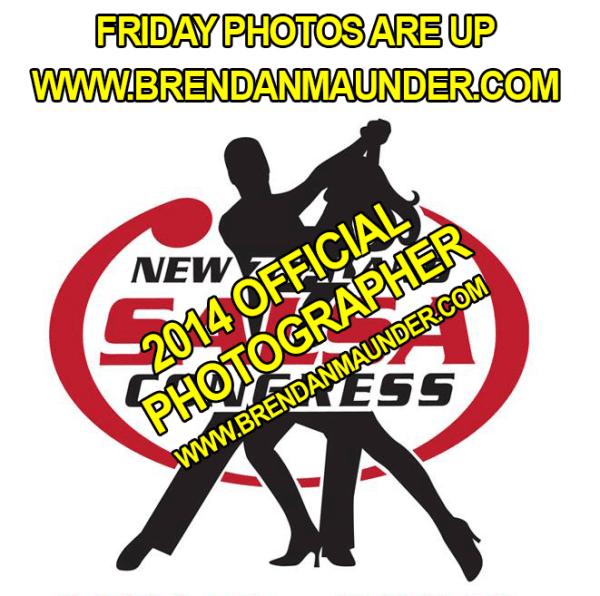 NZ Salsa Congress Fridays photos are up