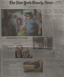 Indelible, Inc.: Yellow Journalism #2 -- Widowed Lines