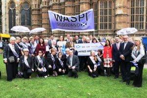 WASPI group photo