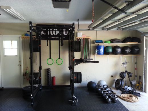Home Gym Design - READY Fitness - In Home Personal Training