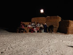 Live Nativity ~ Christmas 2015