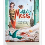 The Witches Mess Book with picture of the cover