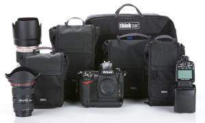 Test Drive your new Camera Bag!