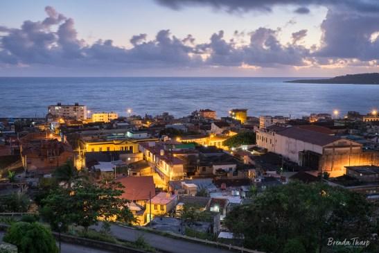 Dawn over Baracoa