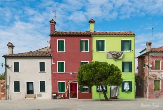Colorful Homes, Burano.