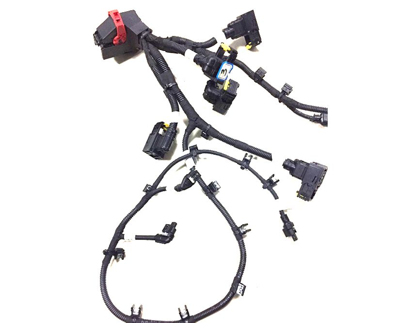 China Customized Gearbox Wiring Harness Manufacturers