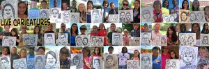 Live Caricatures by Brent Brown