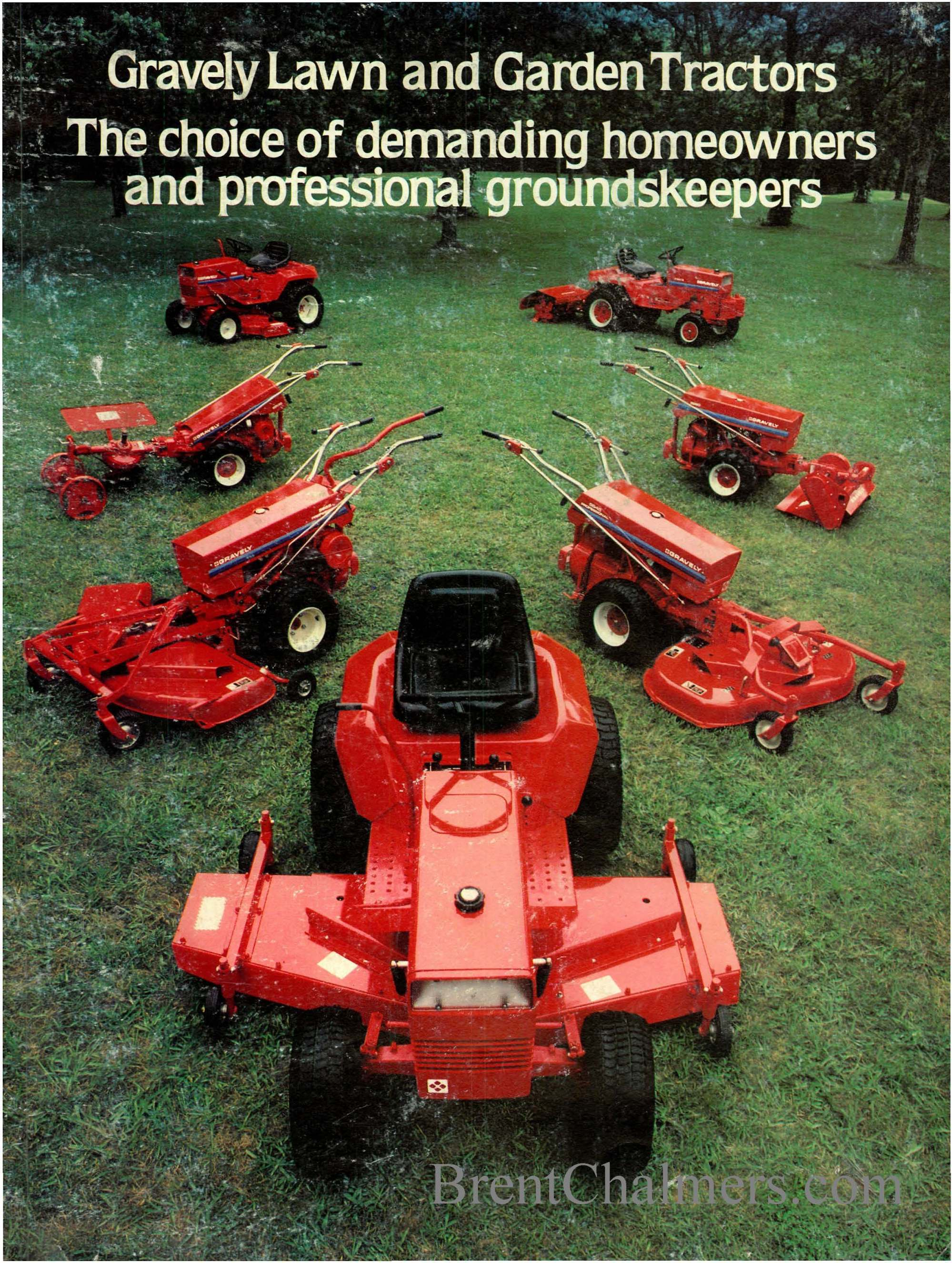 hight resolution of gravely mower schematic