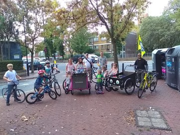 Kidical Mass | Brent Cyclists