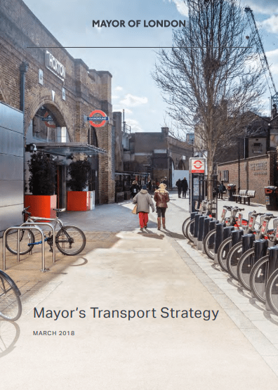Mayor's Transport Strategy | Brent Cycling Campaign