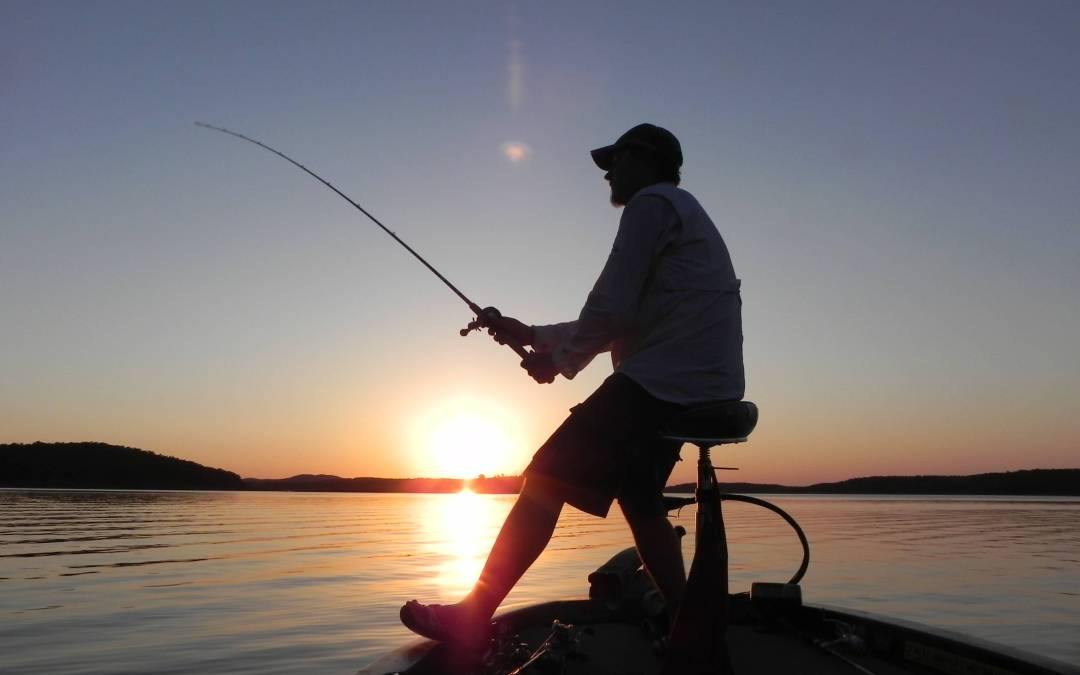 Looking for a gift for your fisherman? Check out this online auction
