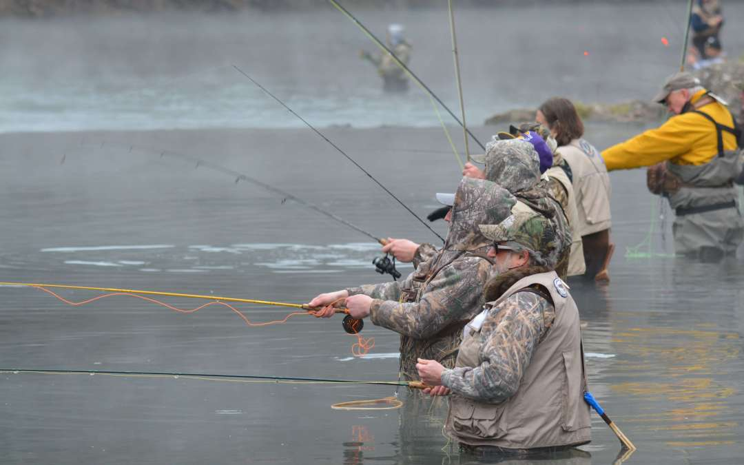 Trout opener at Bennett Spring is steeped in tradition