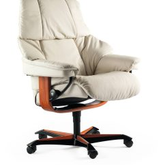 Stressless Office Chairs Uk One And Half Chair Slipcover Reno Brentham Furniture