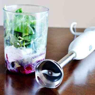 Gluten Free Green Berry Smoothie Recipe