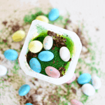 Easy Easter Dessert Egg Hunt Snack Pack Pudding Cups