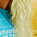 How to Plop Your Curly Hair