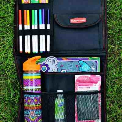 DIY Mess-Free Summer Road Trip Kit for Kids