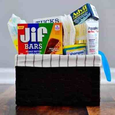 New Mom Survival Kit (That I Wish Someone Had Given Me!)