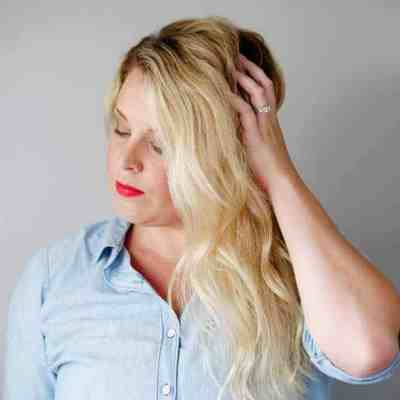 How to Blow Dry Your Hair for Maximum Volume