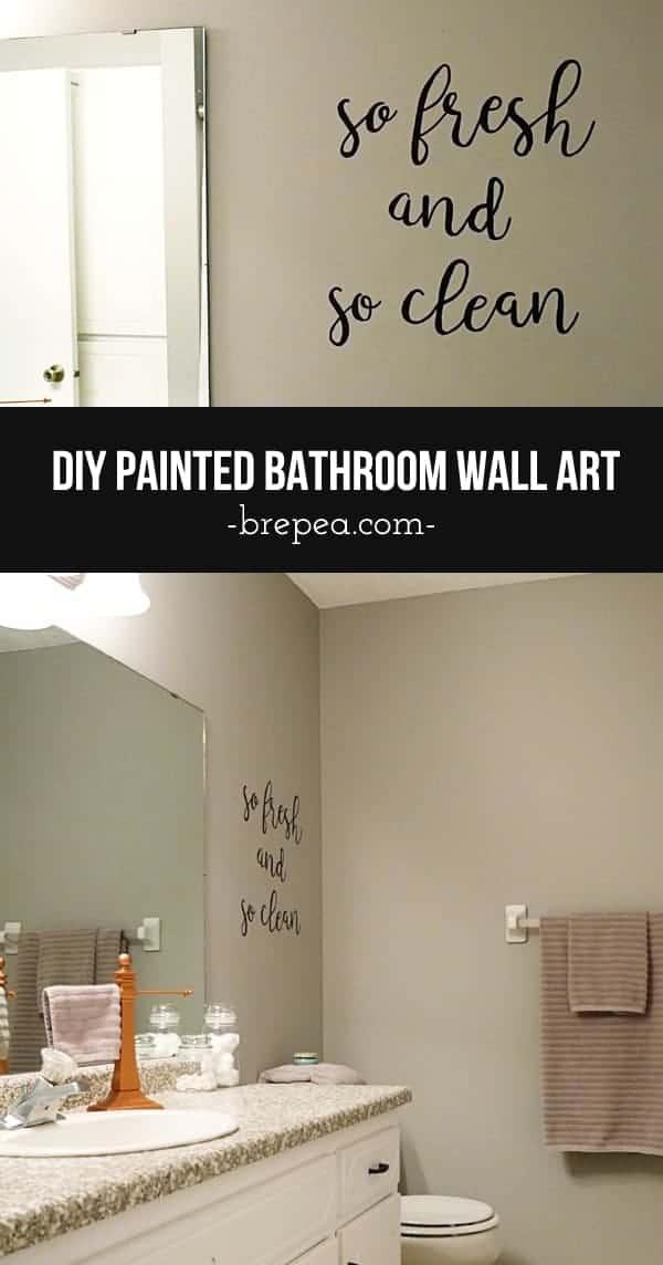 diy-bathroom-wall-art-quote